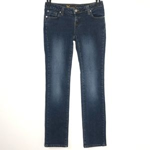Wet Seal Jeans low rise straight leg